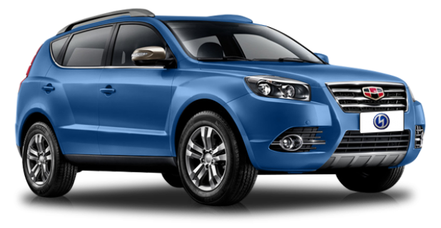 Фото Geely Emgrang x7